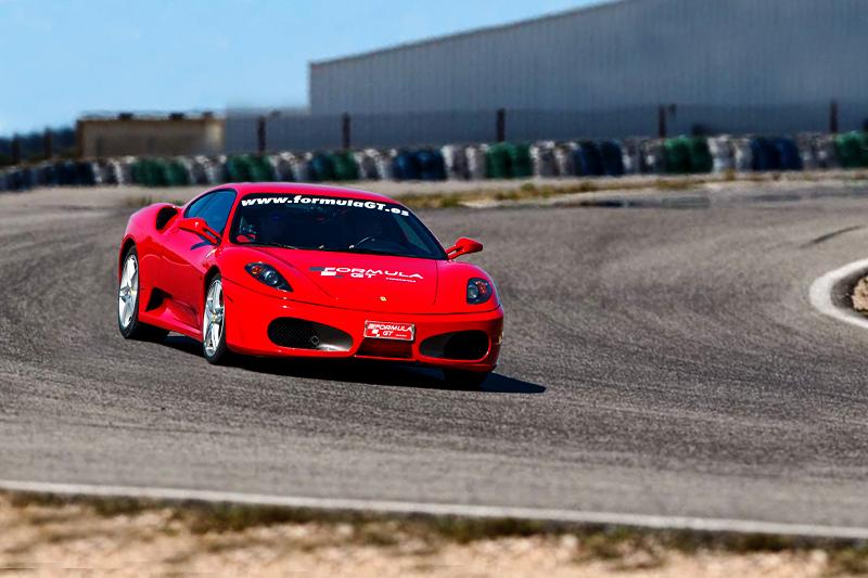 Conducir un Ferrari F430 F1 en el Circuit Calafat