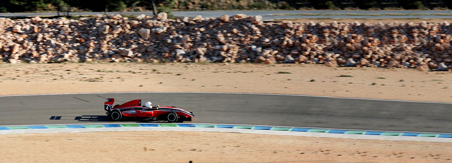 Conducir un Fórmula en el Circuit Calafat con Formula GT